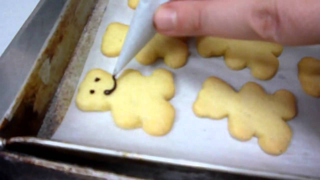 Popolare Biscotti di Pasta Frolla per Bambini - Video Ricetta Dolci per  LU01