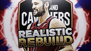 LEBRON LEAVES!! - CAVS REALISTIC REBUILD!! NBA 2K18!! 2017 Video