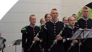 HMKG 2017 - Bruremarsj fra Lødingen - 2017-08-26 Oslo Kammermusikkfestival, Oscarshall
