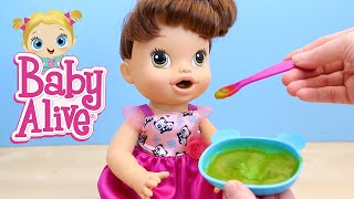Baby Alive My Baby All Gone Doll Pees and Poops Doll Toy Review