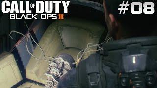 Call of Duty: Black Ops 3 #08 - Es ist schlimmer als gedacht - Let's Play Deutsch HD