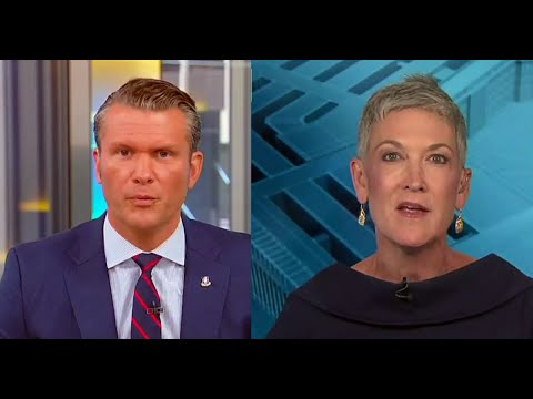Jennifer Griffin defended by Fox News colleagues after Trump ...