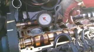 Нет компресси в одном целиндре или как проверить что загнуло клапан Volvo XC90 T6