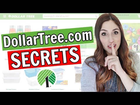 Secrets To Shopping Dollar Tree Online | DollarTree.com