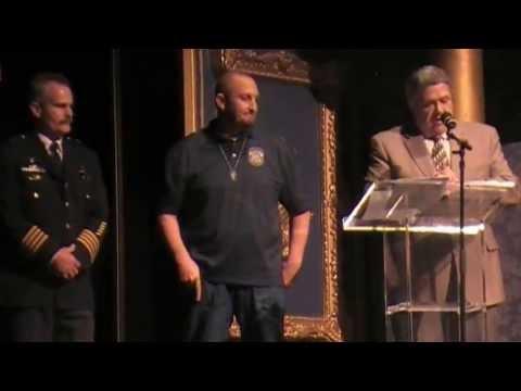 HEROES BEHIND THE BADGE Pleasant Grove Utah Presentation 3