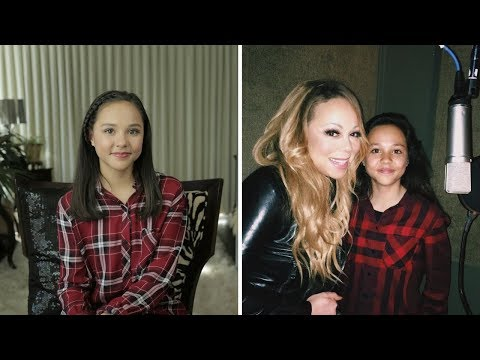 Breanna Yde on Meeting MARIAH CAREY!