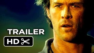 In the Heart of the Sea TRAILER 1 (2015) - Ron Howard Movie HD