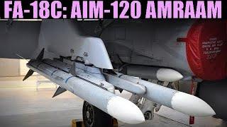 FA-18C Hornet: Aim-120 AMRAAM Missile Tutorial | DCS WORLD