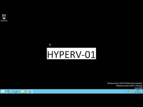 Hyper V   Performing A P2V Conversion Using Disk2VHD