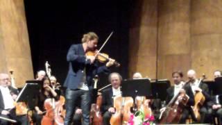 Скачать David Garrett 06 12 13 Jerusalem Bach Encore