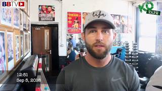 ROB RIMMER ON RYAN DOYLE TITLE WIN AND BRIAN ROSE RETURN