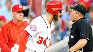 MLB | 2017 Ejections Part 2 (HD)