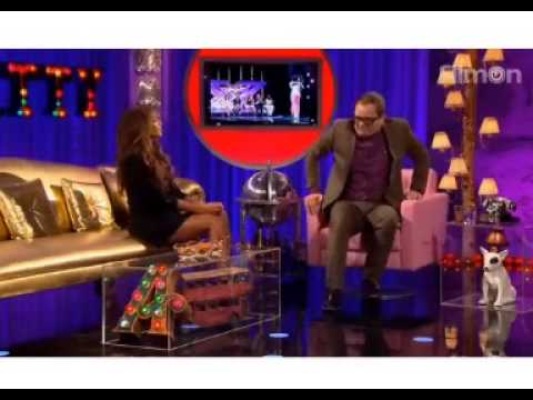 Nicole Scherzinger Interview Chatty Man Part 1 (10/11/2013)