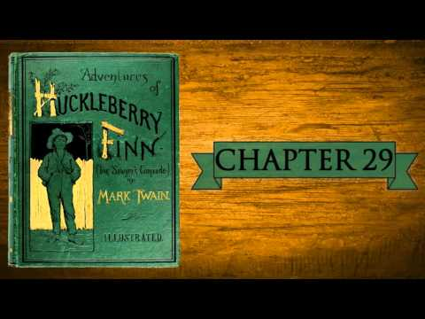 Huckleberry Finn Audiobook | Chapter 29