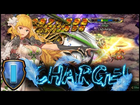 DFO Charge! - [Elven Knight] - YOU'VE GOTTA EARN IT!