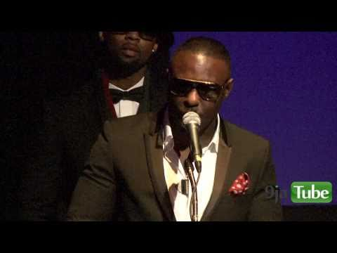 Jim Iyke Accepting Award for Best Actor - NEA 2010
