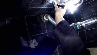 욕실누수 앵글밸브 교체과정 하자