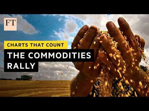 How strong is the commodities rally? | Charts that Count