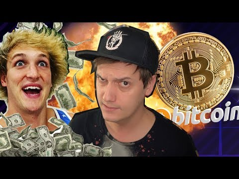 Logan Paul lernt NICHTS dazu... YouTube aber auch nicht - und BitCoin Mining mit Super-Computer!