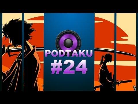 PodTaku Episode 24: Samurai Shampoo | Feat. Ninouh