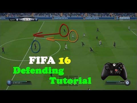 Как научиться играть в fifa 16