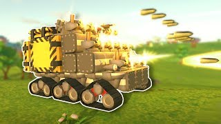 BUILDING A SMALL TANK! - TerraTech Gameplay #3 - Survival Building Game