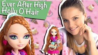 Holly O'Hair Sugar Coated (Холли О'Хэйр Покрытые Сахаром) Ever After High Обзор/Review, CHW47