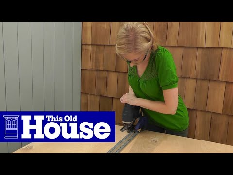 How to Make a Wood Quilt | This Old House