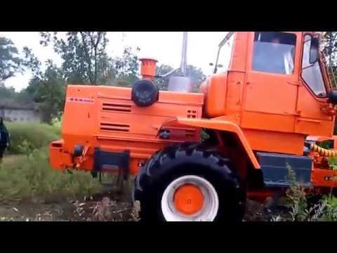 ОРТЗ 150К с мульчером FAE