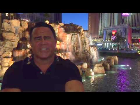 Super Icon Entrepreneur Keith Middlebrook in Las Vegas Explaining Real Estate.
