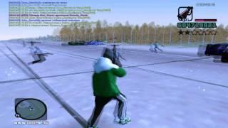 Стріла ЛБ VS ББ (СRMP RP 2) Старе відео.