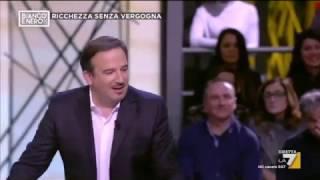 Il re della 'riccanza' Farid Shirvani col Rolex in cinturino di coccodrillo, Toscani: 'Pensi ...