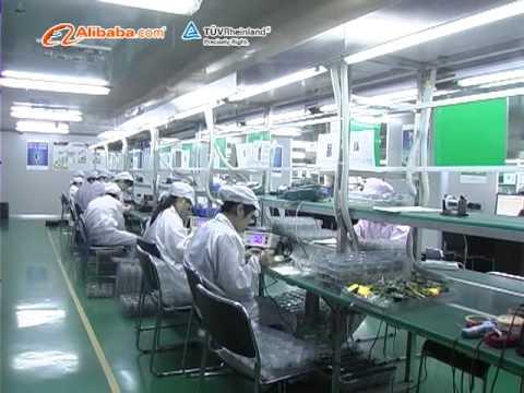 Wuhan HNC Company Video