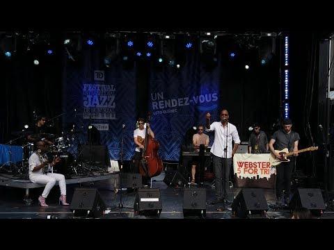 Idiotie - Webster & 5 For Trio - Festival International De Jazz De Montréal