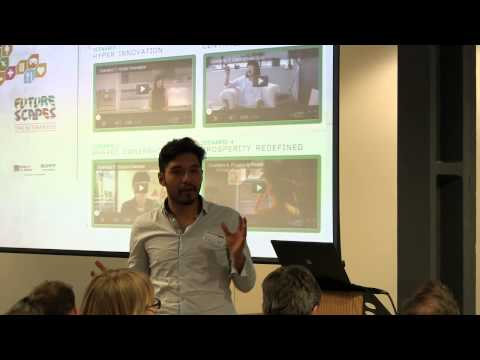 Anna Warrington and Rodrigo Bauista: Forum for the Future