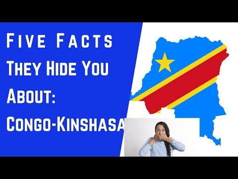 5 True Facts to Know About Congo-Kinshasa