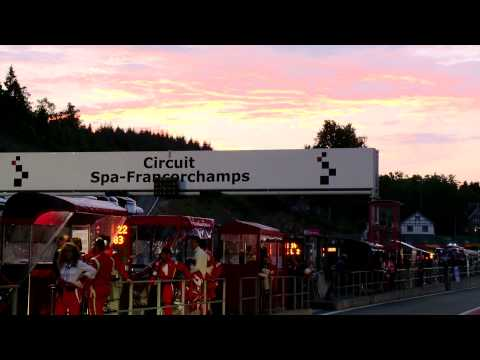 24 hours of SPA Francorchamps team Kessel