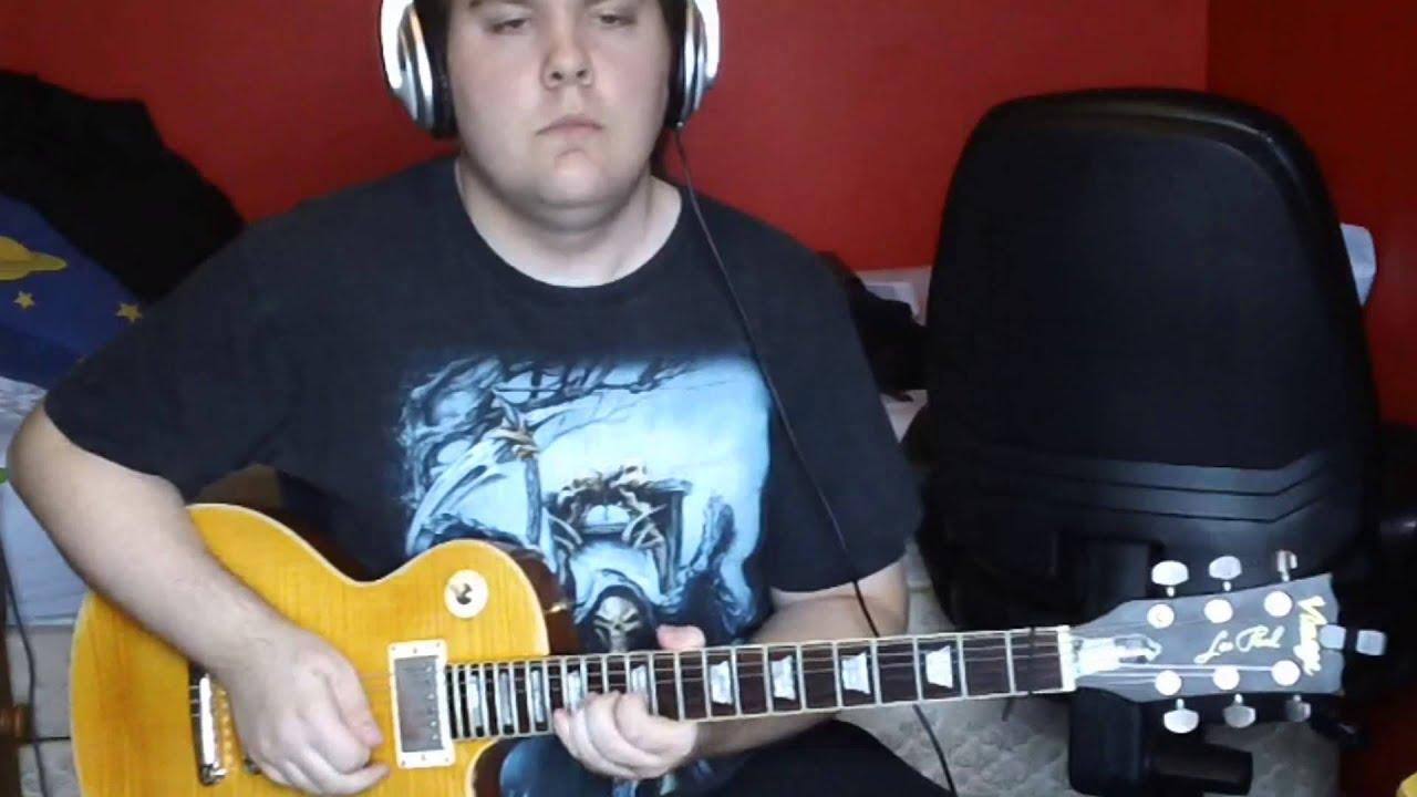 Parisienne Walkways Gary Moore Guitar Cover 2013 Chords Chordify