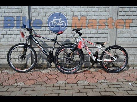 Горный велосипед Ardis Racer. Видео обзор велосипеда.