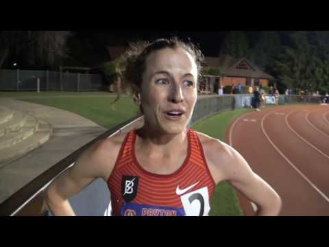 Amy Cragg thrilled to be back on the track for the first time in two years