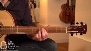 Andrew White Cybele 1003 Acoustic Guitar Played By Ben Smith (Part One)