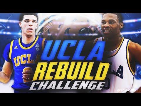 ALL UCLA PLAYERS REBUILDING CHALLENGE! NBA 2K18