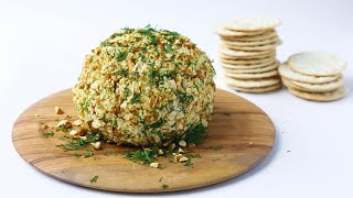 Dill Pickle Cheeseball