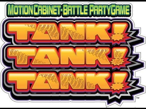 Official Tank! Tank! Tank! Arcade Game Trailer from Namco