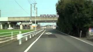 【車載動画】栃木県道めぐりシリーズ r73上横倉下岡本線