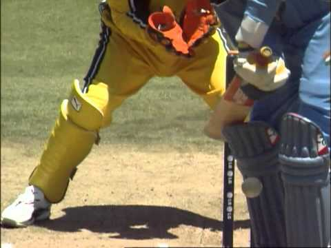 Australia vs India 2003 World Cup Group Match