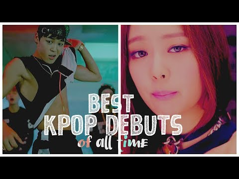 60 of The Best KPop Debut Songs of ALL TIME