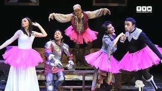 Othello, la H è muta - Shakespeare e Verdi nella parodia degli Oblivion