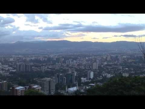 Guatemala City Timelapse
