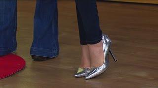Combina tus jeans con los mejores zapatos - Parte 2
